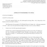 July 1, 2008 Affidavit